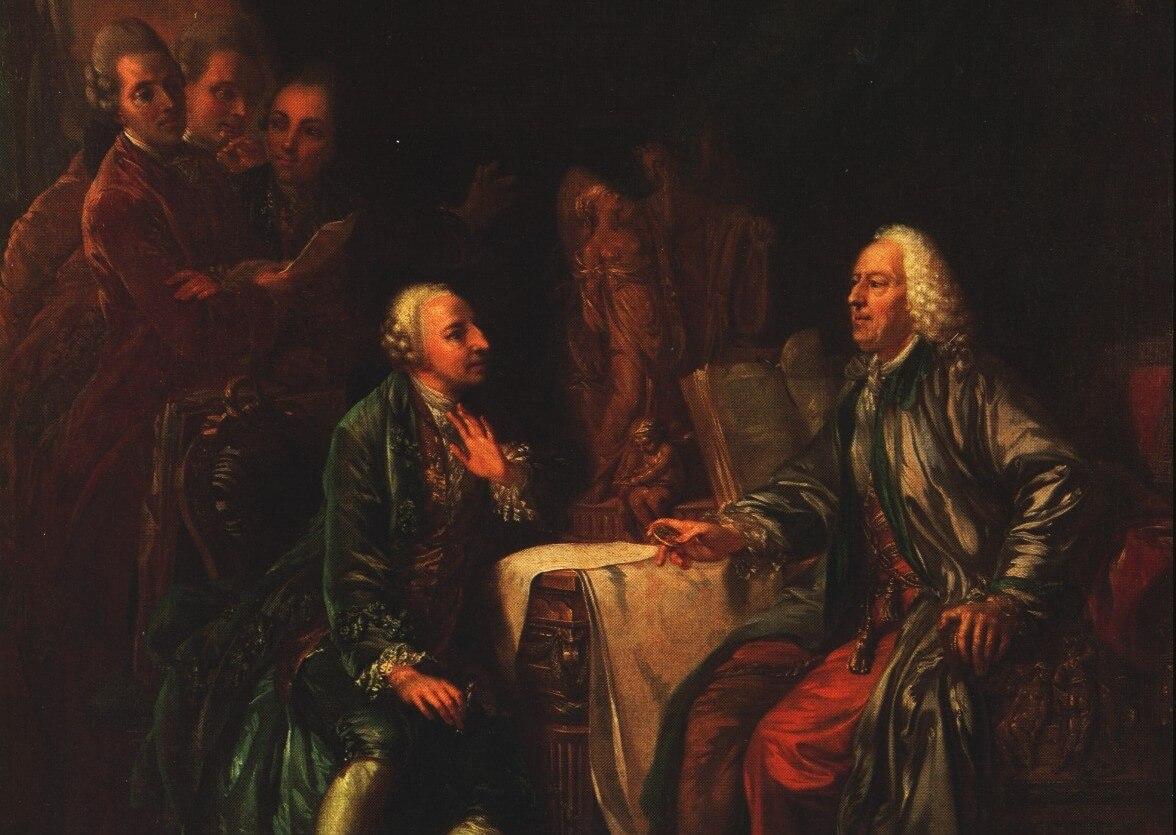 Johann Eleazar Schenau Sanat Tartismasi