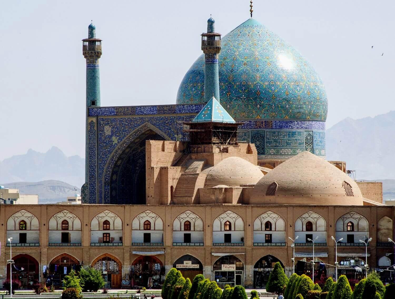 Masjid i Imam Mescid i Sah Isfahan