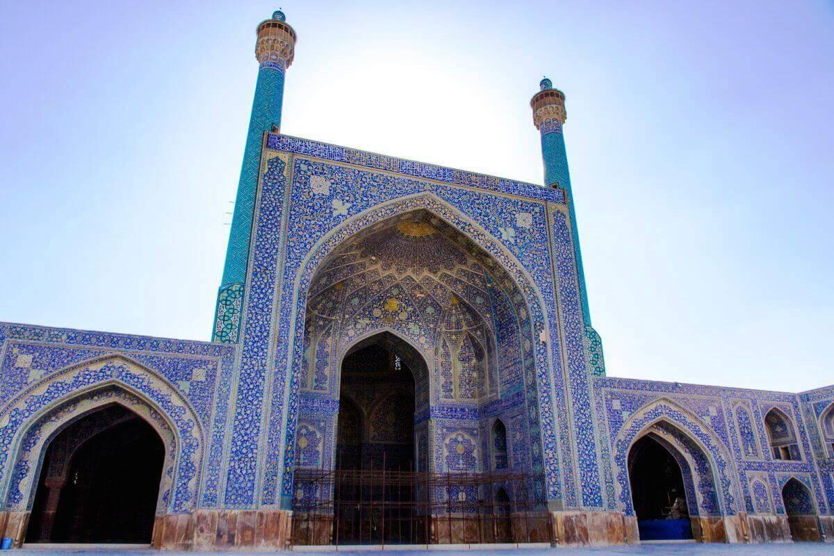 Mescidi Sah Fotografi Isfahan