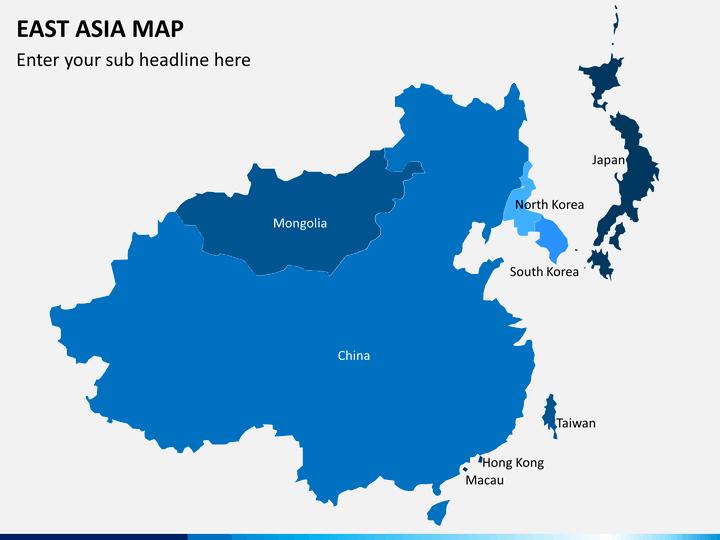 Dogu Asya Haritasi