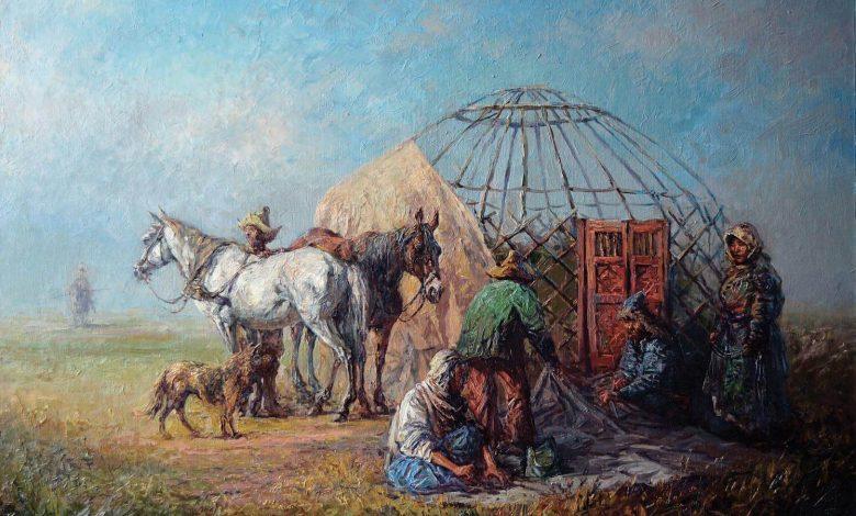 Kazak Turkleri Konar Gocer Yasam