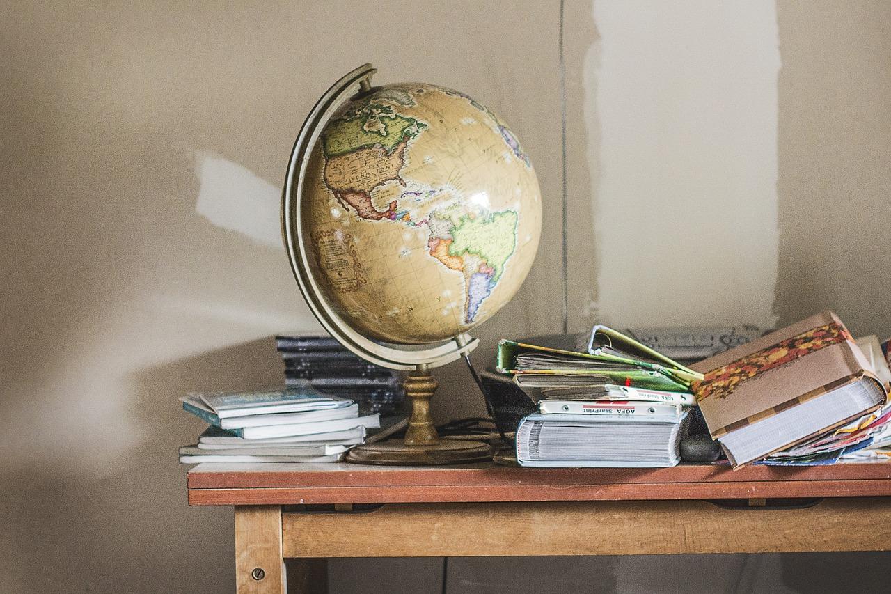 Kitaplar ve Dunya Kuresi Amerika Kitasi