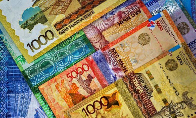 Kazakistan Tengesi Para