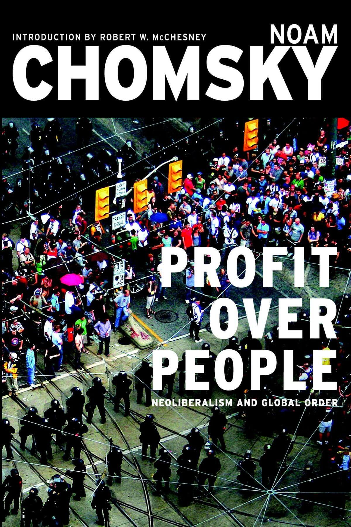 Halkin Sirtindan Kazanc Noam Chomsky