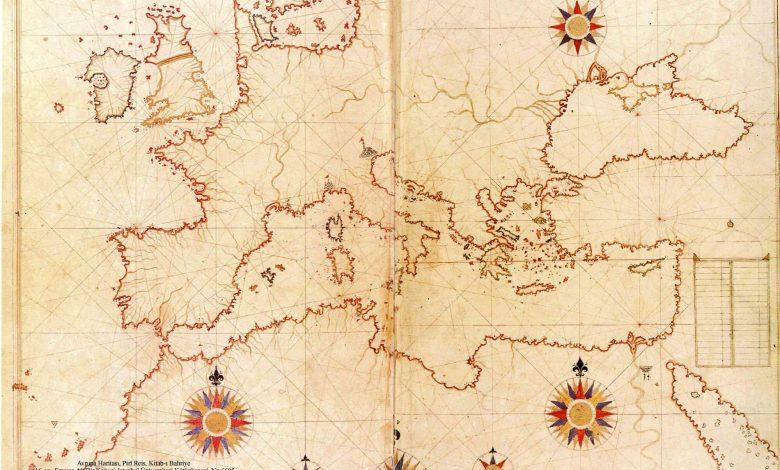 Piri Reis Haritasi