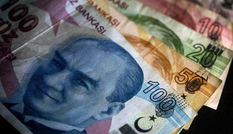 100 50 20 10 Turk Lirasi