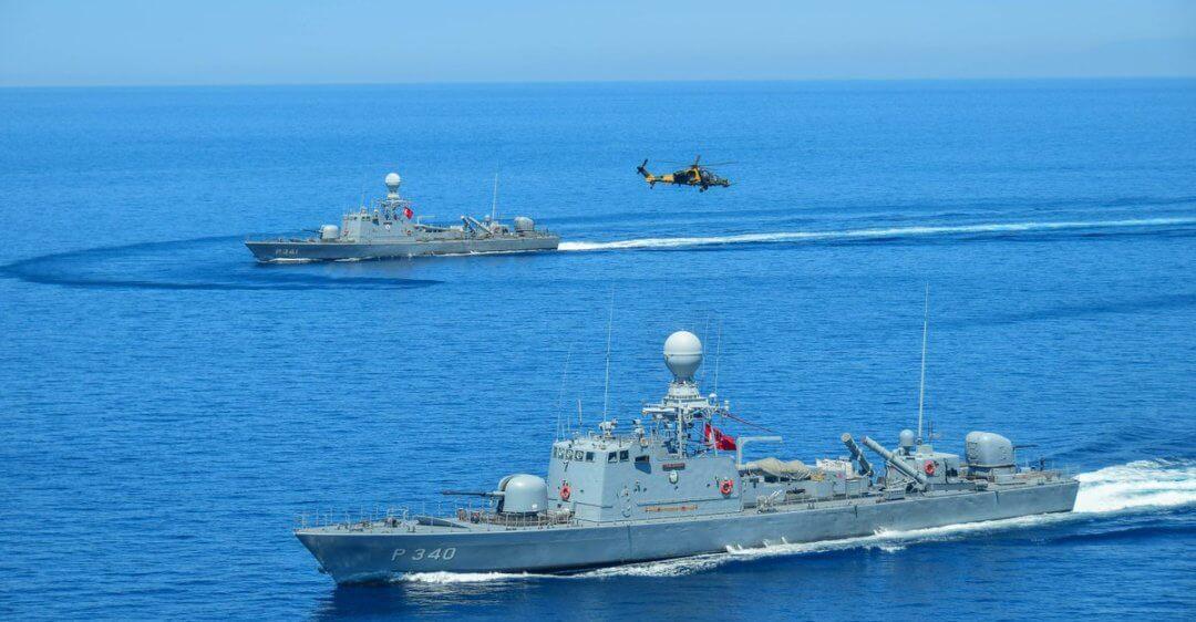 Turk Deniz Kuvvetleri 2018