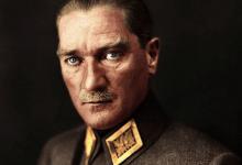 Mustafa Kemal Ataturk Fotografi