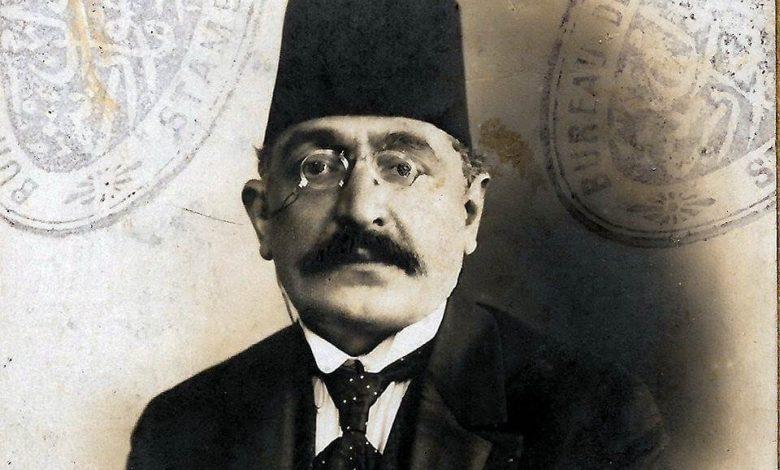 Ahmed Bey Agaoglu