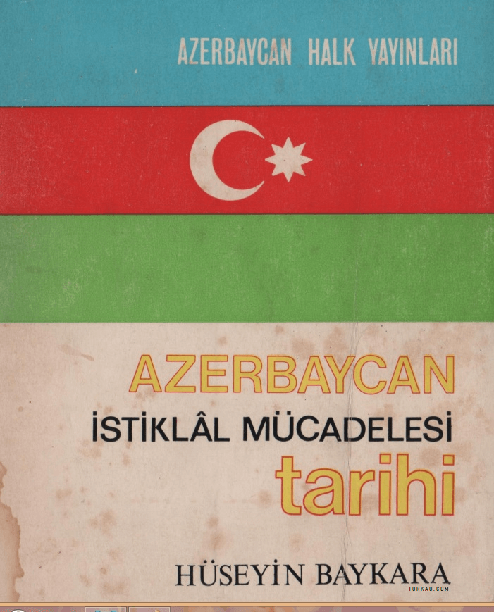Azerbaycan Istiklal Mucadelesi Tarihi
